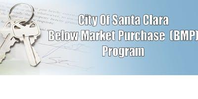 City of Santa Clara Below Market Purchase Program-Orientation & Application Workshop 4/10/2019