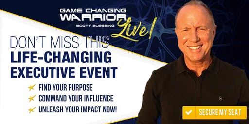 GAME-CHANGING WARRIOR LIVE! -- Executive Bootcamp
