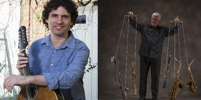 Almir Côrtes Trio + Harvey Wainapel