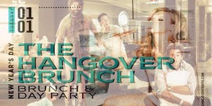 NYE Hangover Brunch & Day Party at Barcode