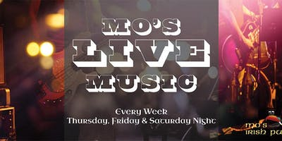 Mo's Live Music
