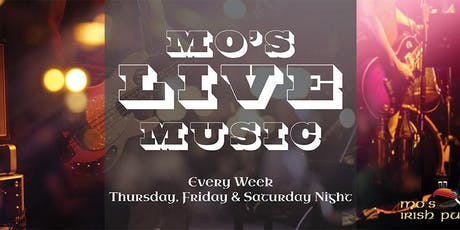 Mo's Live Music tickets