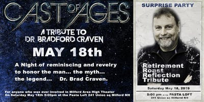Craven Cast of Ages