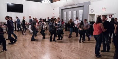 Session 1 - Beginner West Coast Swing - Starts March 31