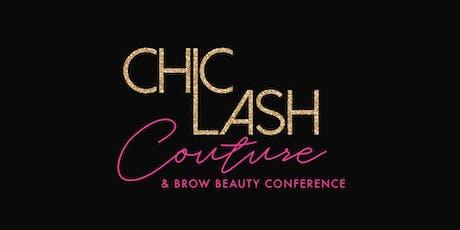 Lash & Brow Conference tickets