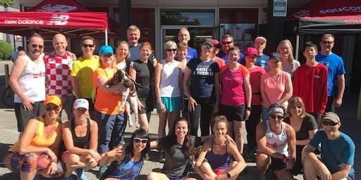 Oak Street Runners Run Club