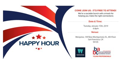 BABC Young Professionals Happy Hour!