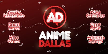 Anime Dallas 2019 tickets