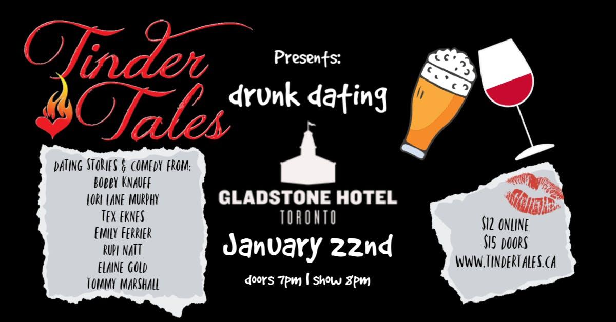 Tinder Tales: Drunk Dating