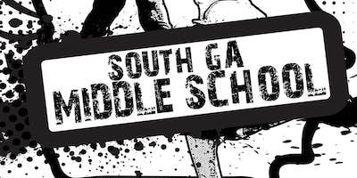 South Ga Combine: Middle School