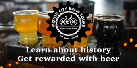 Bike & Brew Tour - Royal Oak tickets