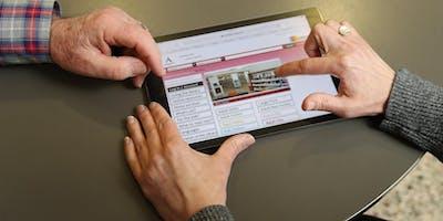 iPad one on one help (Wednesday PM)