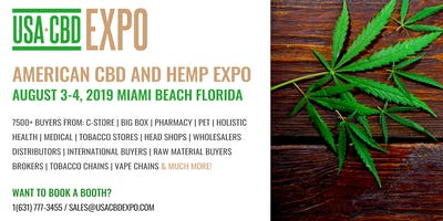 USA CBD Expo 2019