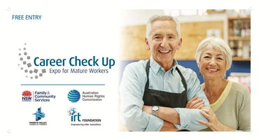 Western Sydney Career Check Up Expo for Mature Workers