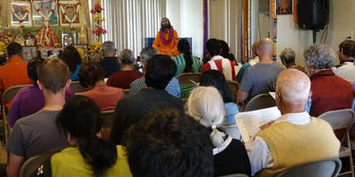Test -7 Divine Laws for Happiness & Fulfillment by Swami Mukundananda - Pasadena