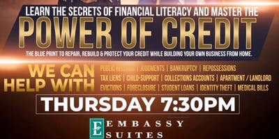 POWER OF CREDIT TAMPA