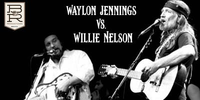 Waylon Jennings vs. Willie Nelson | Live at The Outpost