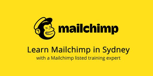 Learn Mailchimp in Sydney