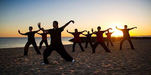 Beginners Tai Chi and Qigong Classes in Preston
