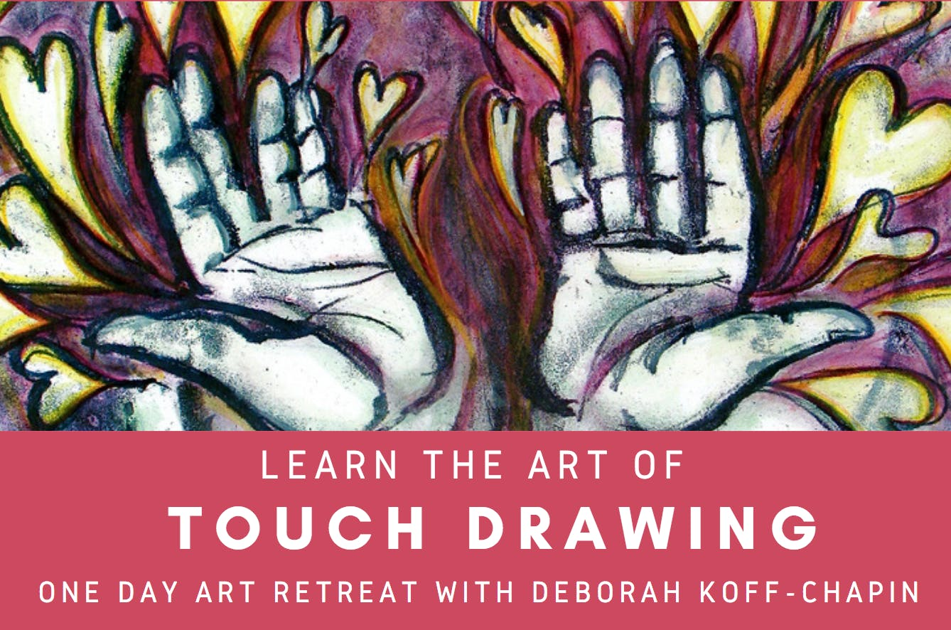 Touch Drawing and Sound Bath with Deborah Koff-Chapin