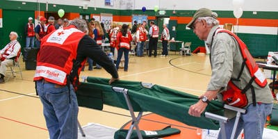 Red Cross Shelter Operations Training
