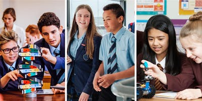 Preparing for Secondary School - A Journey Together