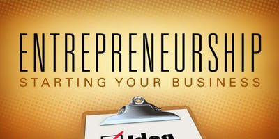 Entrepreneur Workshop: Start Your Own Business!