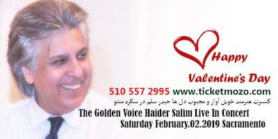 Haider Salim Live In Sacramento