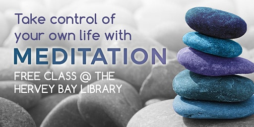 Meditation with Annemarie De Seriere - Hervey Bay Library