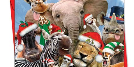2019 Christmas Party - Melbourne Zoo tickets
