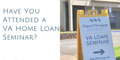 FREE VA Home Loan Seminar