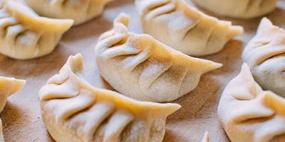 Make 3 types of dumplings from Scratch & Learn Chinese (Mar 2019