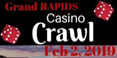Grand Rapids Casino Crawl Tour Bus Trip