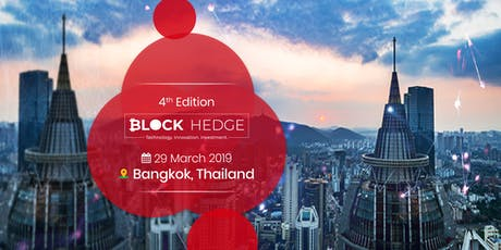 Block Hedge Thailand 2nd Annual Edition tickets