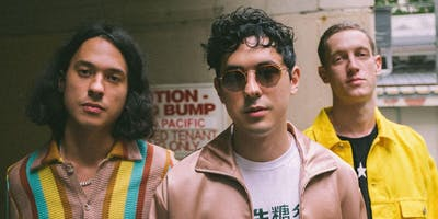 Last Dinosaurs (Friday) @ Slim's - SOLD OUT!