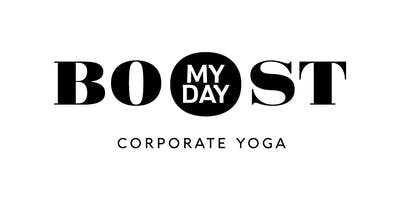 Morning Yoga Flow at Spaces Amstel (All Levels, 45
