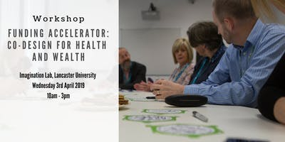 Funding Accelerator: April workshop