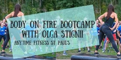 Body On Fire Bootcamp