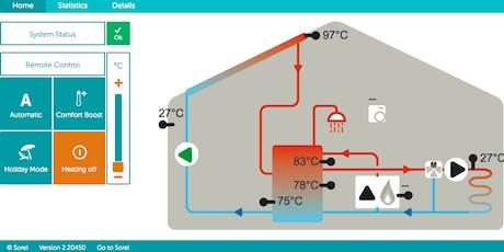 Corso termoregolazione impianti riscaldamento e condizionamento biglietti