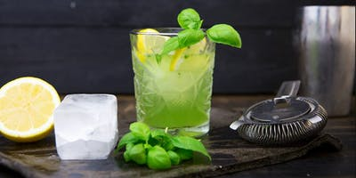 ShakeNight - Gin Basil Smash