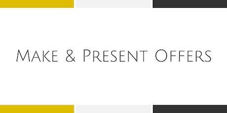Make & Present Offers - Falls Church tickets