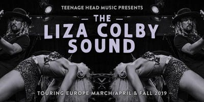 THE LIZA COLBY SOUND am 28.3.19 im Museumskeller Erfurt
