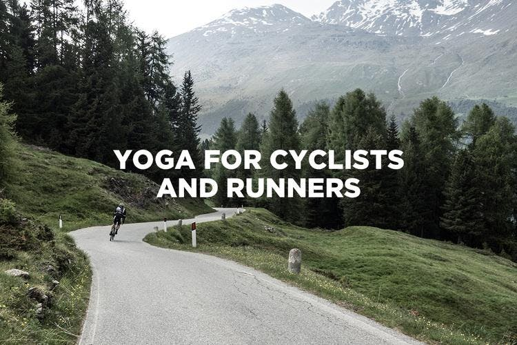 After cycle/run yoga