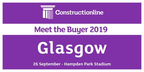 Scotland Meet the Buyer 2019 tickets