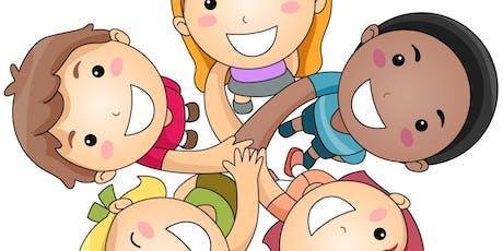 Massage adapté à l'enfance tickets