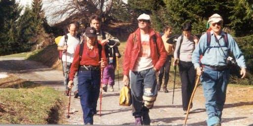 Genève (Suisse) : Randonnées pédestres gratuites au Salève.