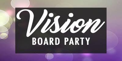 "FUNDRAISER KICKOFF:  Vision Board Party ""Financial Manifestation"""