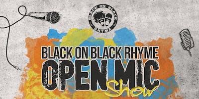 Black on Black Rhyme Tampa: The Grand Slam!!!!