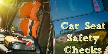 Montgomery County Car Seat Safety Check - Norristown tickets