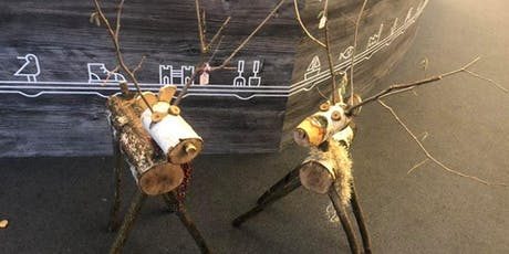 Rustic Reindeer Workshop at Kingsbury Water Park tickets